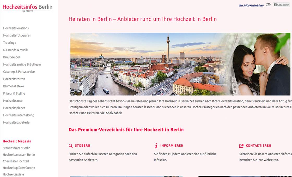 Checkliste hochzeit berlin